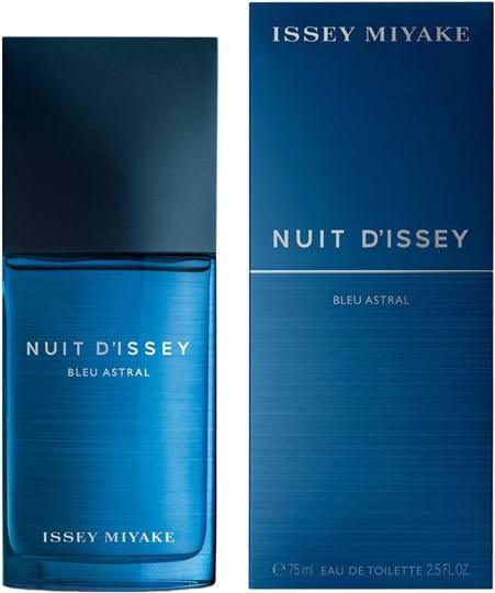 Issey Miyake Nuit d'Issey Bleu Astral Eau de Toilette 75 ml