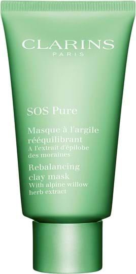 Clarins SOS Masks Rebalancing-lermaske 75ml