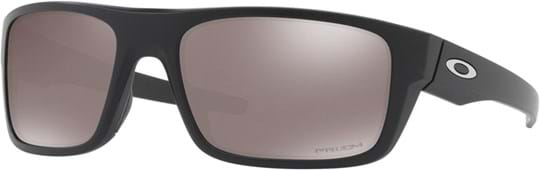 Oakley Active Performance Men's Sunglasses with a frame made of plastic in black and plastic lenses in polarized black