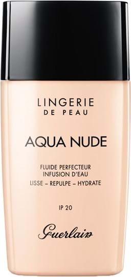 Guerlain Lingerie de Peau Aqua Nude Foundation N° 00N Porcelain 163 g