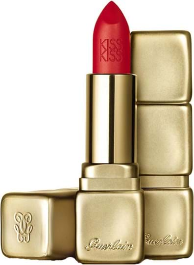 Guerlain KissKiss Matte N° 347 Zesty Orange 43 g