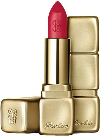 Guerlain KissKiss Intense Liquid Matte N°376 Daring Pink 43g