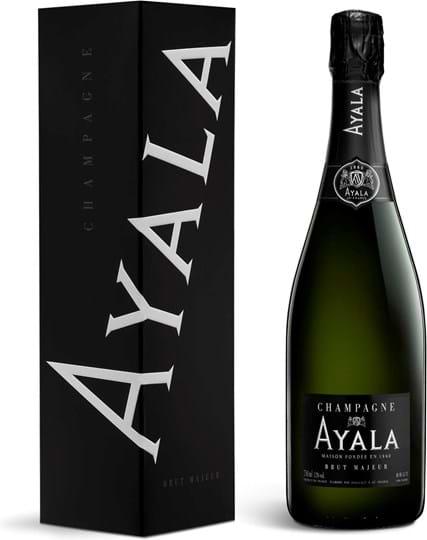 Ayala, Brut Majeur, Champagne, AOC, brut, white (gift box)