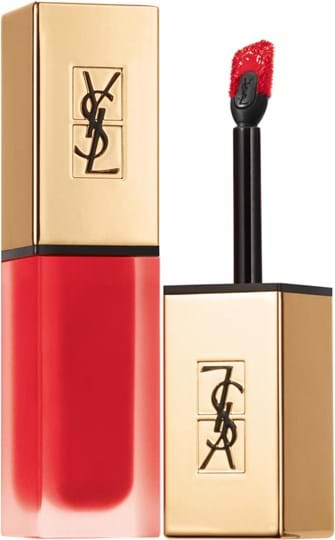 Yves Saint Laurent Tatouage Couture-læbestift med applikator N°1 Rouge Tatouage