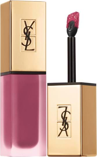 Yves Saint Laurent Rouge Pur Couture Lipstick with applicator N° 5 Rosewood Gang