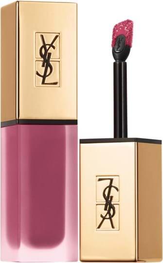 Yves Saint Laurent Tatouage Couture-læbestift med applikator N° 5 Rosewood Gang