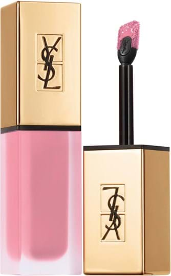 Yves Saint Laurent Rouge Pur Couture Lipstick with applicator N° 11 Rose Illicite