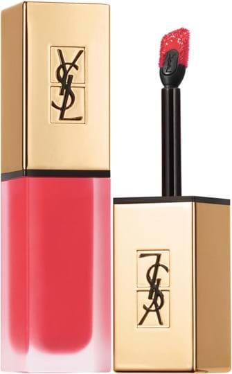 Yves Saint Laurent Rouge Pur Couture Lipstick with applicator N° 22 Corail Anti Mainstream