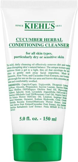 Kiehl`s Cucumber Conditioning Cleanser 150 ml