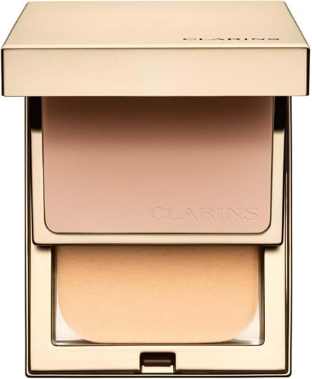 Clarins Ever Lasting Compact-foundation N° 109 Wheat 10 g