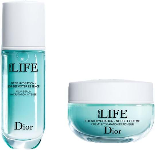 Dior Travel Life Duo Set cont.: Sorbet Water Essence 40 ml (GH 1242997) + Sorbet Creme 50 ml (GH 1242998)