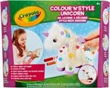 Includes a pretty Unicorn that is ready for you to personalise by drawing fun designs.