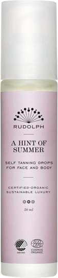 Rudolph Care A Hint of Summer Self-tanning drops for face and body 50 ml