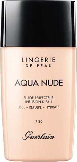 Guerlain Lingerie de Peau Aqua Nude Foundation N° 01 W Very light warm 30 ml