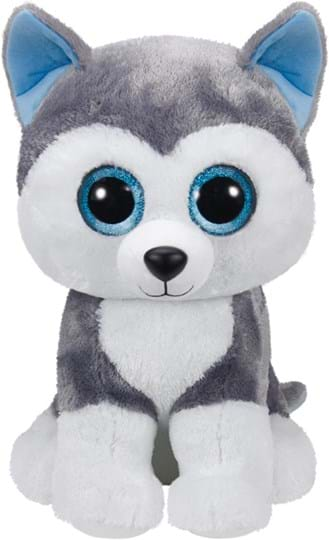 Ty Beanie Boos Large Slush Dog 42cm