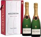 Bollinger, Special Cuvée, Champagne, AOC, brut, hvid 2x0,375L (dobbeltpakke)