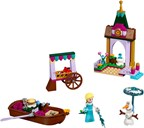 LEGO, Disney Princess, elsa's market adventure