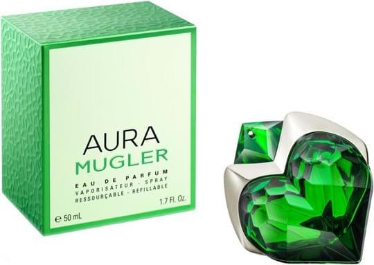 Thierry Mugler Aura Eau de Parfum refillable 50 ml