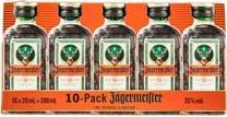 Jaegermeister Mini Meister 35% 10x0,02L