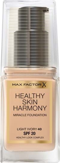 Max Factor Healthy Skin Harmony Miracle-foundation N°40 Light Ivory 30g
