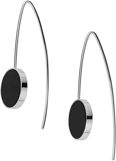 Skagen Ellen Women's earrings, stainless steel, silver