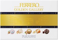 Ferrero Golden Gallery The Art of Variety – 22 førsteklasses specialiteter 206g