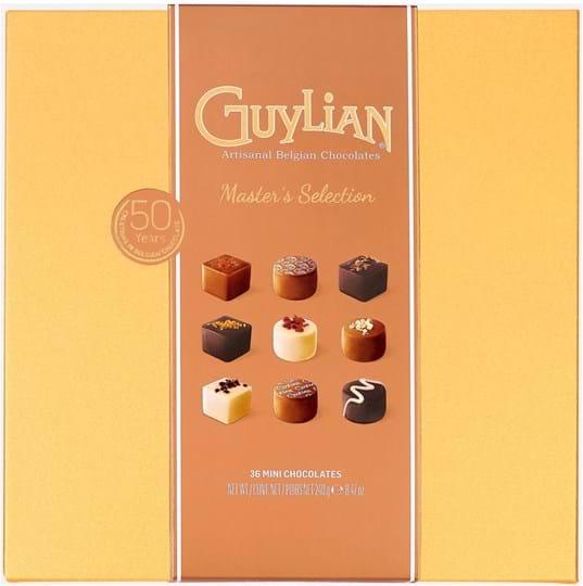 Guylian Master's Selection Gold – gaveæske 240g