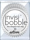 Invisibobble Slim-hårelastik Crystal Clear