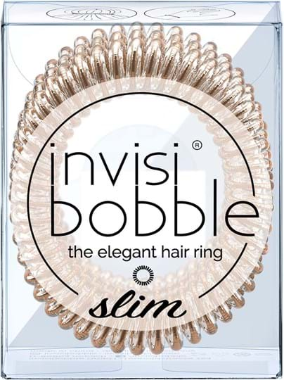 Invisibobble Slim Hair tie Bronze Me Pretty