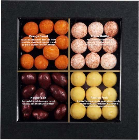 Axoco Tasting box 4 Sorts 185g