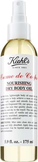 Kiehl's Creme de Corps Dry body oil