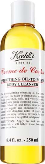 Kiehl's Creme de Corps Cleansing oil