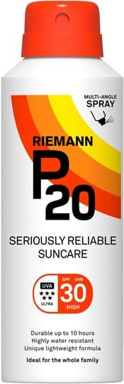Riemann P20 SPF30 Pump Spray 10 Hours Sun protection, very water resistant