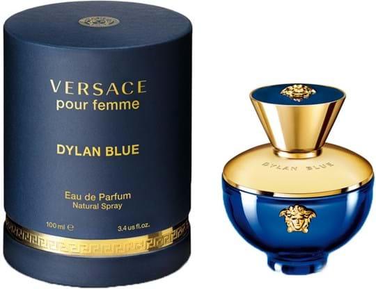 Versace Pour Femme Dylan Blue Eau de Parfum Natural Spray