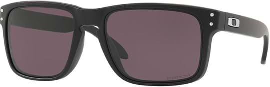 Oakley Unisex Sunglasses with a frame made of synthetic in black and lenses made of acetate in black