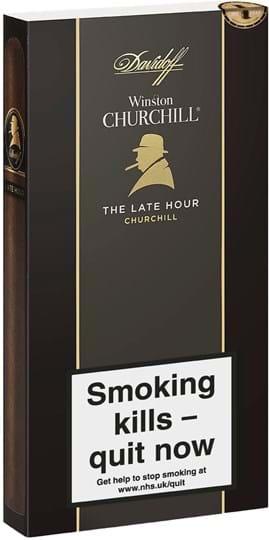 Davidoff Le Hour Churchill 4s