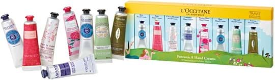 L'Occitane en Provence Fantastic 8 Handcream Set