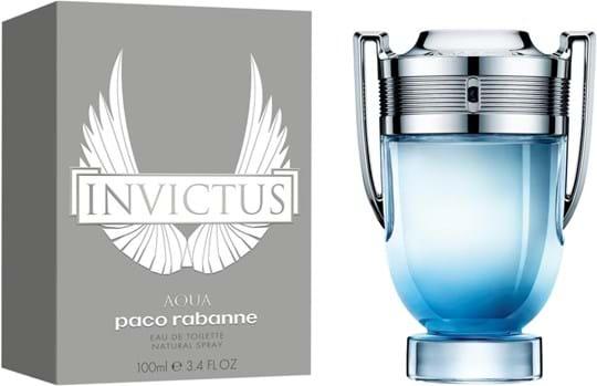 Paco Rabanne Invictus Aqua Eau de Toilette 100ml