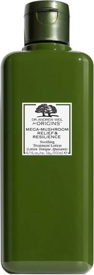 Origins Dr. Andrew Weil Mega-Mushroom Relief and Resilience Soothing Treatment Lotion