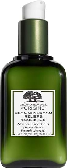 Origins Dr. Andrew Weil Mega-Mushroom Relief and Resilience Face Serum