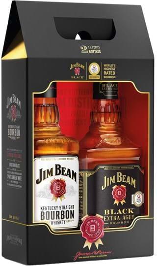 Jim Beam Bi-Pack, Black and White