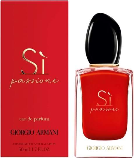 Giorgio Armani Si Passione Eau de Parfum 50ml