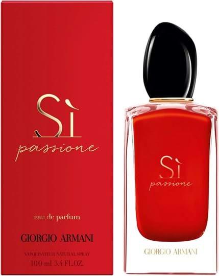 Giorgio Armani Si Passione Eau de Parfum 100ml