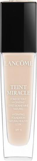 Lancôme Teint Miracle, flydende foundation, N°010 Beige porcelaine 30ml
