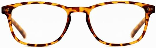 Z-Zoom Reading glasses with frame/temples colour Matt Frosted Black Orange Tortoise Special feature: Blue Light Filter, +0.00