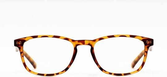 Z-Zoom Reading glasses with frame/temples colour Matt Frosted Black Orange Tortoise Special feature: Blue Light Filter, +1.50