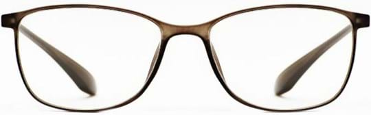 Z-Zoom Reading glasses with frame/temples colour Matt Dark Smoke Special feature: TR90, +2.50