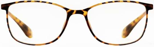 Z-Zoom Reading glasses with frame/temples colour Matt Brown Yellow Tortoise Special feature: TR90, +1.50