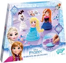 Frozen, disney frozen 3d ironing beads figures