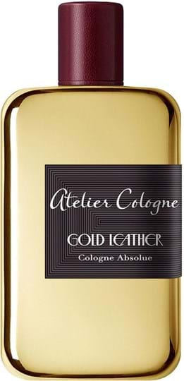 Atelier Cologne Haute Couture Gold Leather Cologne Absolue 200 ml